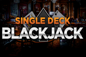 Single Deck Blackjack