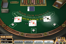 Single Deck Blackjack Online Gameplay