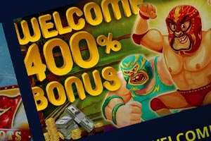 Welcome Bonuses at Las Vegas USA Casino