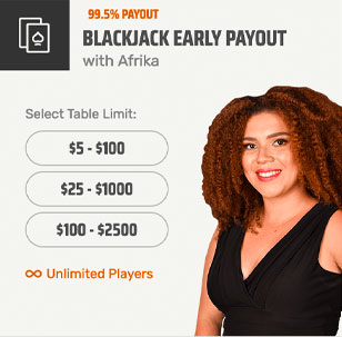 Blackjack Early Payout Live