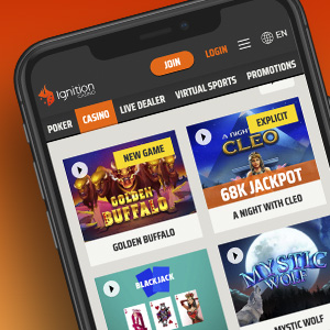 Ignition Casino On Mobile