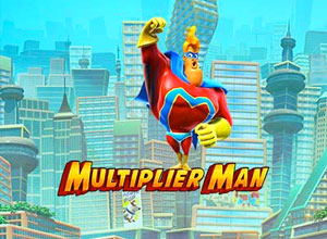 Multiplier Man Casino Slots