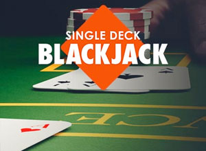 Single Deck Blackjack at Ignition Casino