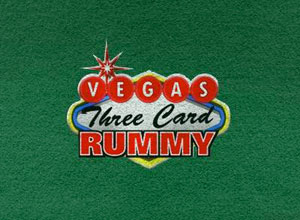 Vegas Three Card Rummy at Ignition Casino
