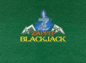 Zappit Blackjack at Ignition Casino