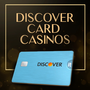 Online casinos that accept Discover cards