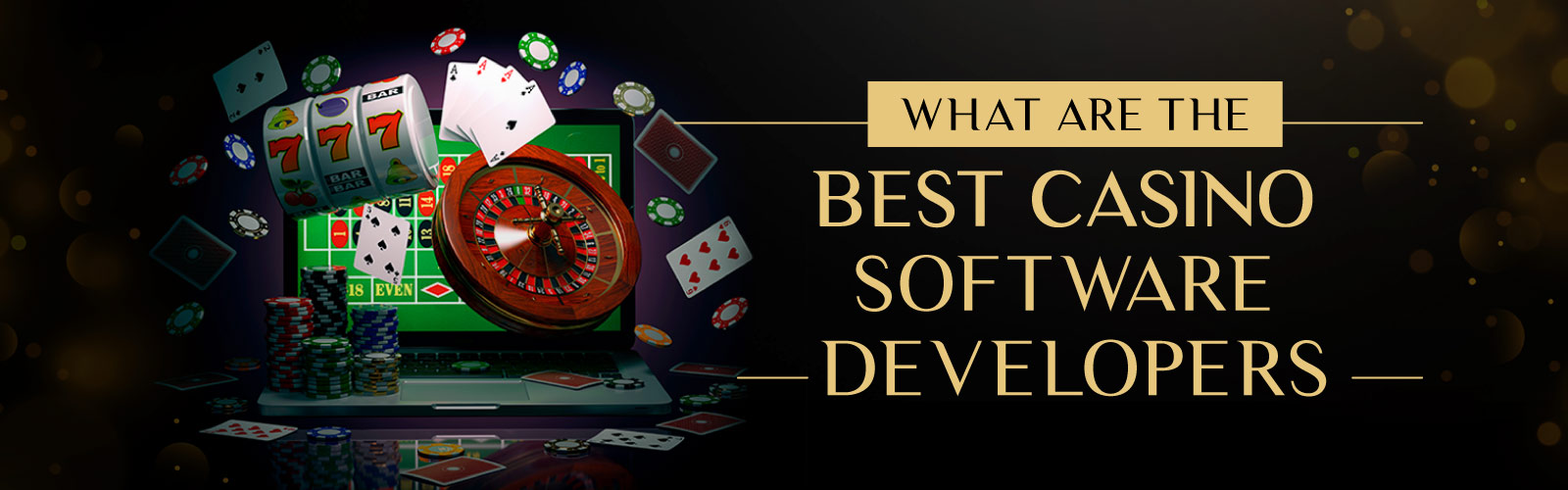 best online casino game software developers