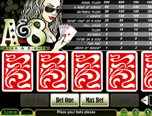 Aces and Eights at Betnow