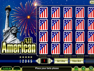 All American Multiline at Betnow