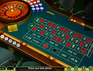 Roulette at Betnow