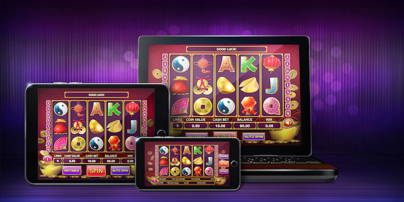 Online video slot game