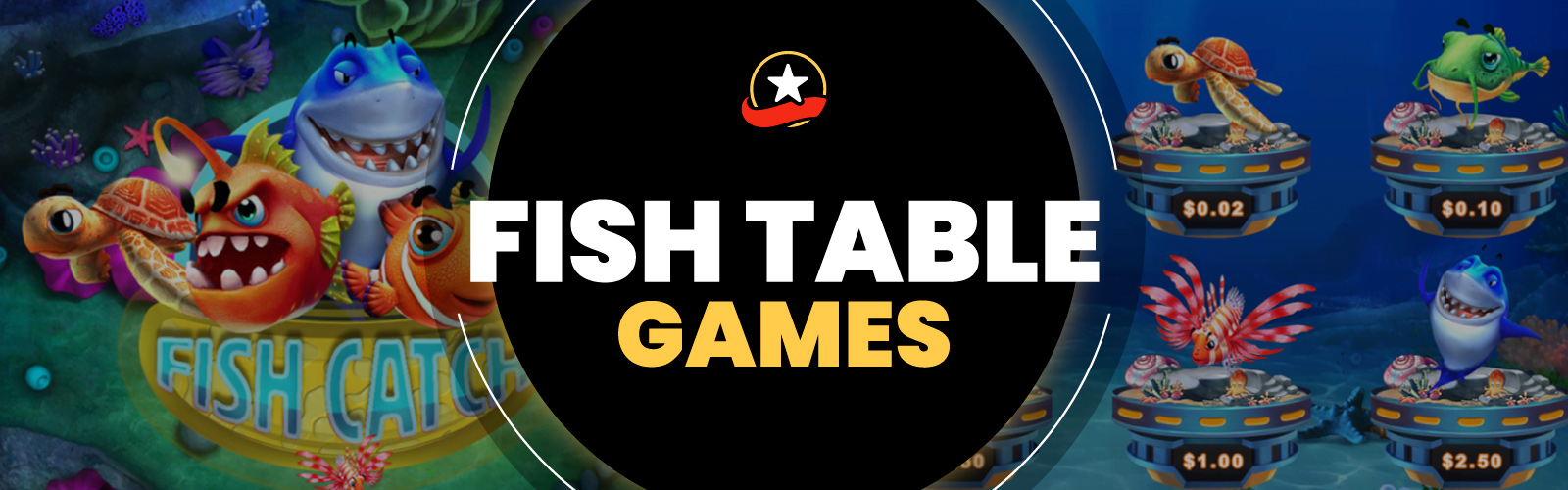 Fish Table Games Online