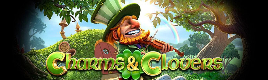 charms and clovers irish slot online
