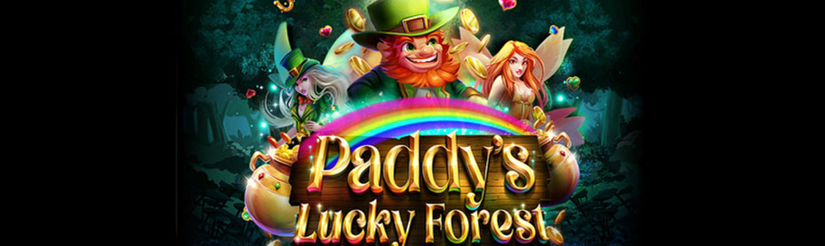 paddys lucky forest slot game